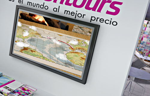 VIDEO CORPORATIVO - Digital Signage